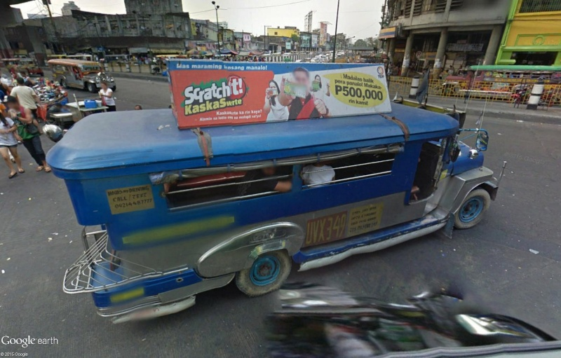 STREET VIEW : à la découverte des Jeepneys - Philippines Sans_181