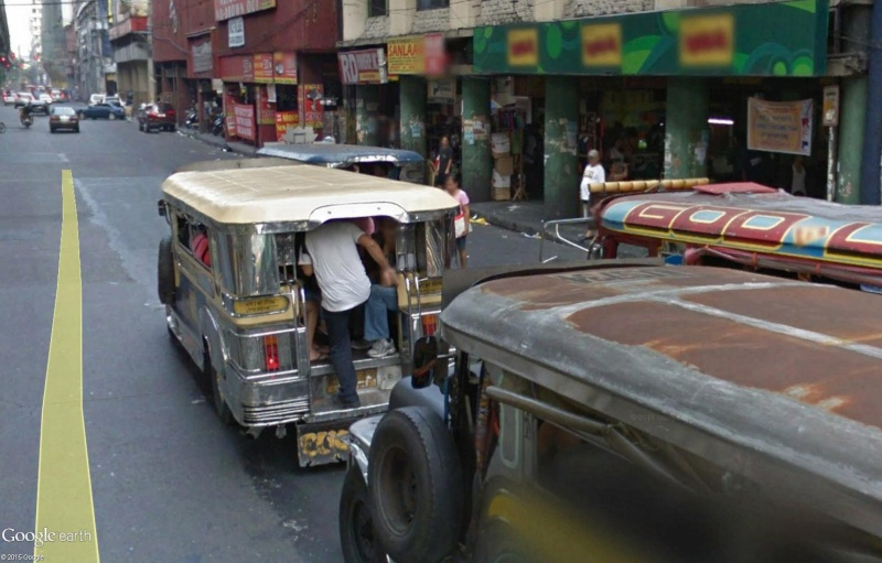 STREET VIEW : à la découverte des Jeepneys - Philippines Sans_183