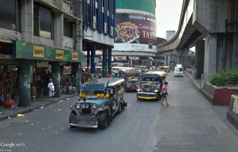 STREET VIEW : à la découverte des Jeepneys - Philippines Sans_185