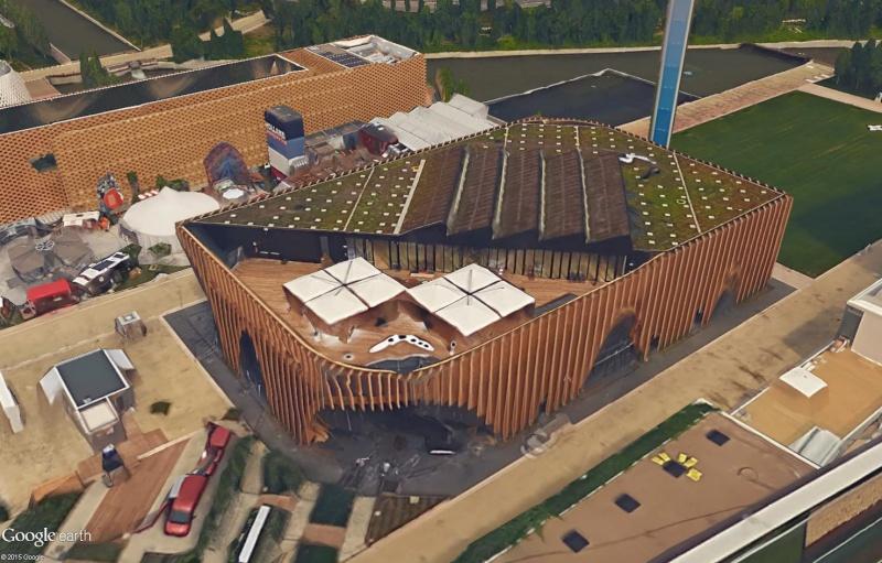 [Désormais visible dans Google Earth] L'Exposition Universelle 2015 à Milan - Italie Sans_237