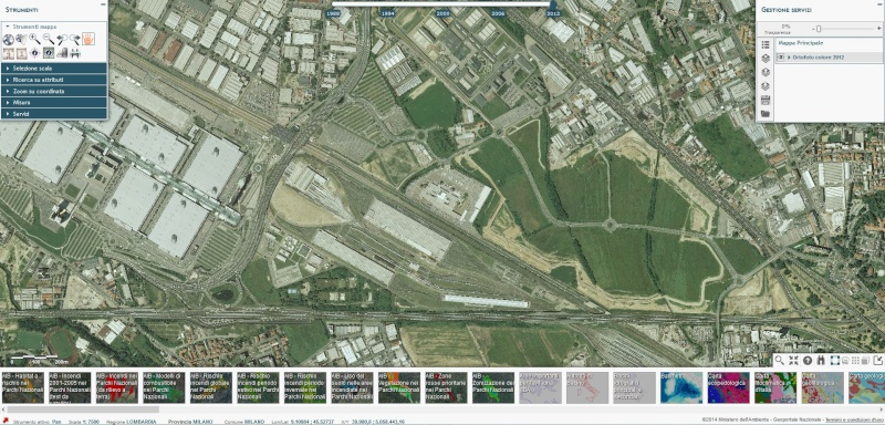 [Désormais visible dans Google Earth] L'Exposition Universelle 2015 à Milan - Italie Sans_239