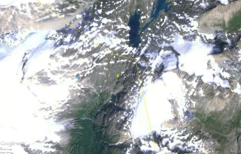 Fièvre de l'Or - Chilkoot Pass - Klondike - Yukon - Alaska - Page 3 Sans_312