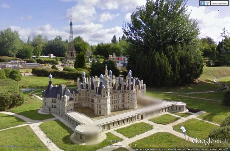 Parc France Miniature, Elancourt, Yvelines, 78, France Sans_314
