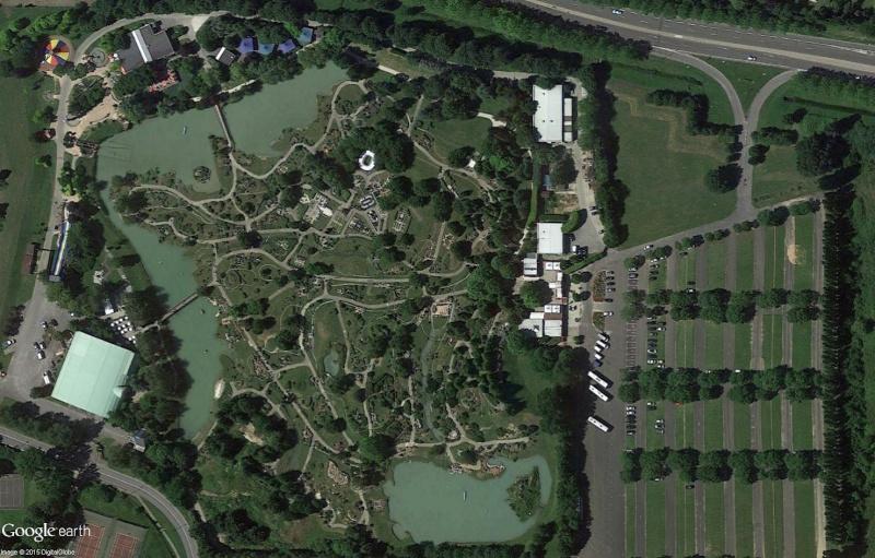 Parc France Miniature, Elancourt, Yvelines, 78, France Sans_316