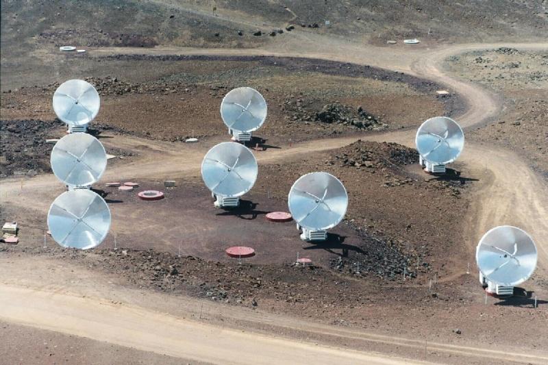 Observatoires astronomiques vus avec Google Earth - Page 11 Submil15