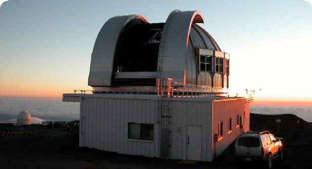 Observatoires astronomiques vus avec Google Earth - Page 11 United12