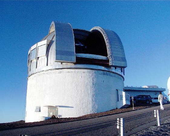 Observatoires astronomiques vus avec Google Earth - Page 11 United13