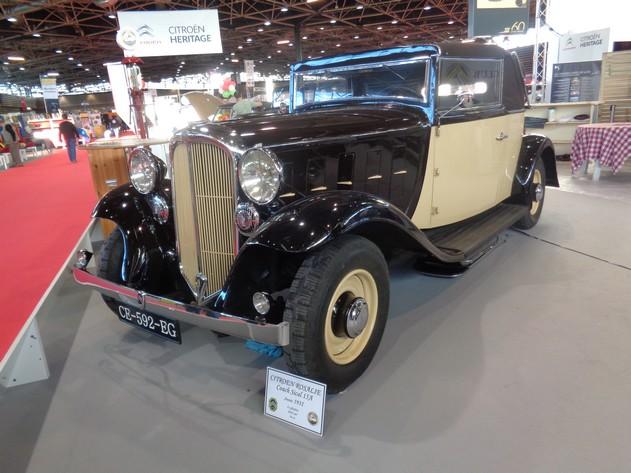Epoqu'Auto 2015 à Lyon 4152