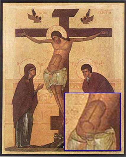"""MENSAJES """"OCULTOS""""  EN EL ARTE RELIGIOSO - Página 4 Bl13"""