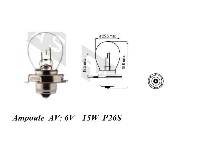 Eclairage faible  Ampoul11
