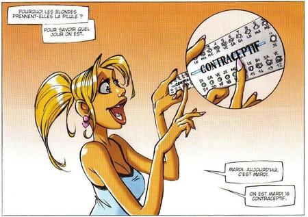 Les blondes... - Page 2 Blonde10