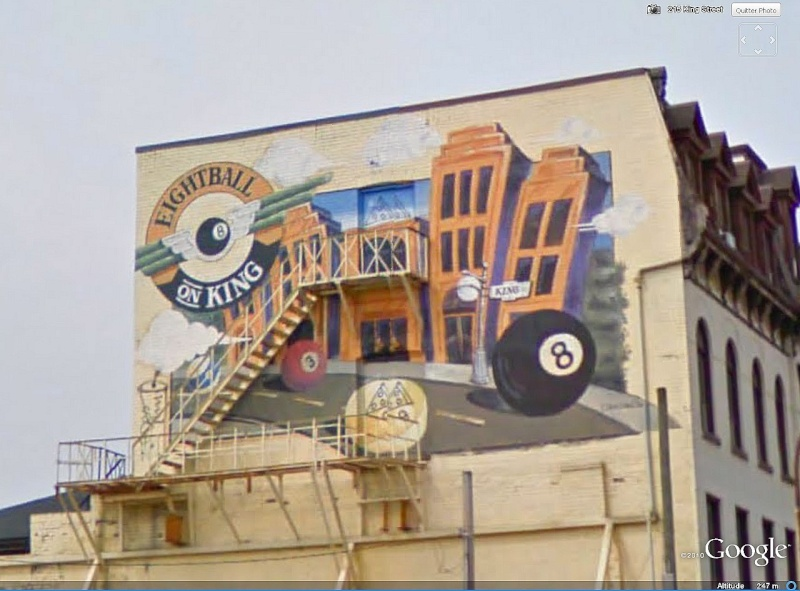 STREET VIEW : les fresques murales - MONDE (hors France) - Page 5 810