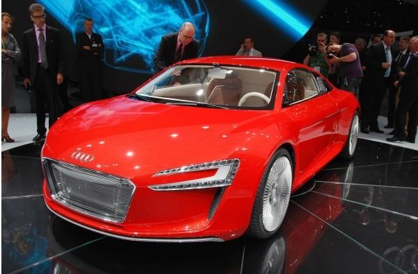 Audi E-tron Audi10