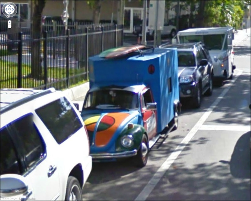 STREET VIEW: La Cox Cox110