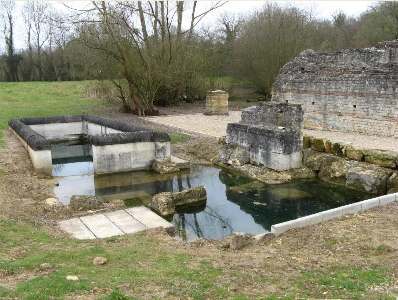 Antiquités romaines sous l'oeil de Google Earth Genain11