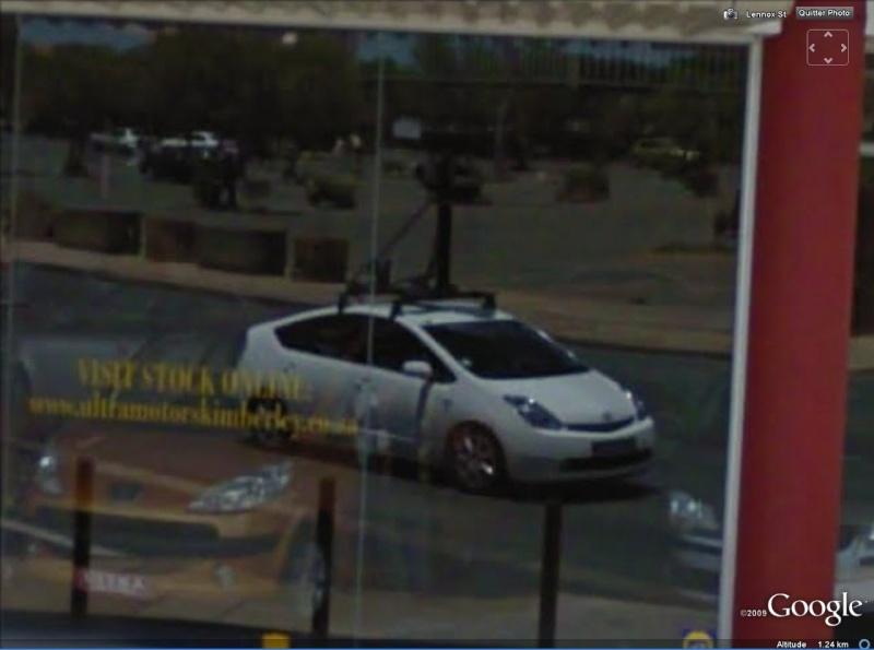 STREET VIEW : la Google car dans tous ses états ! - Page 3 Google10