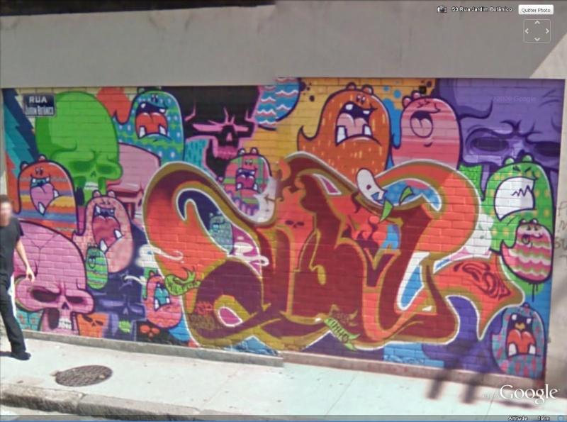 STREET VIEW : les fresques murales - MONDE (hors France) - Page 5 Graph10