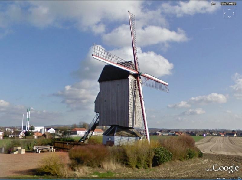 STREET VIEW : Les moulins a vent Moul110