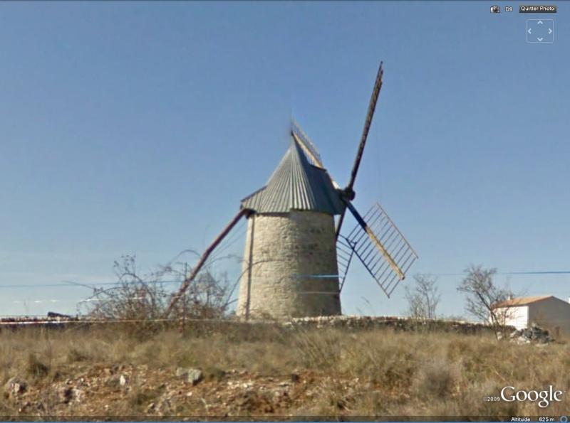 STREET VIEW : Les moulins a vent Moul210
