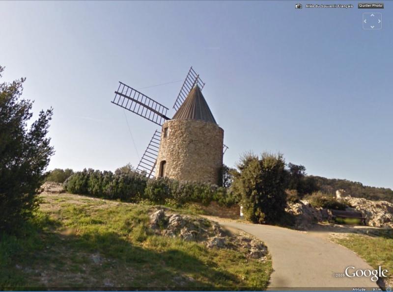 STREET VIEW : Les moulins a vent Moul610
