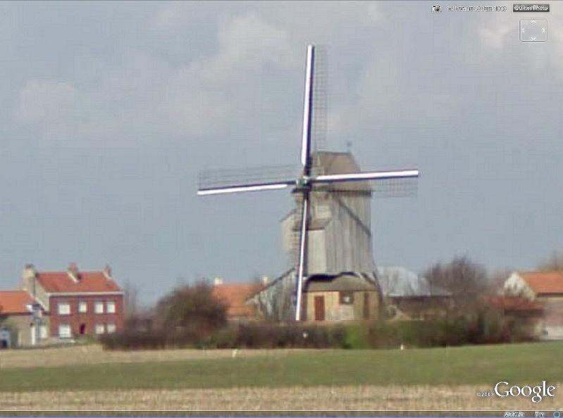 STREET VIEW : Les moulins a vent Moul810