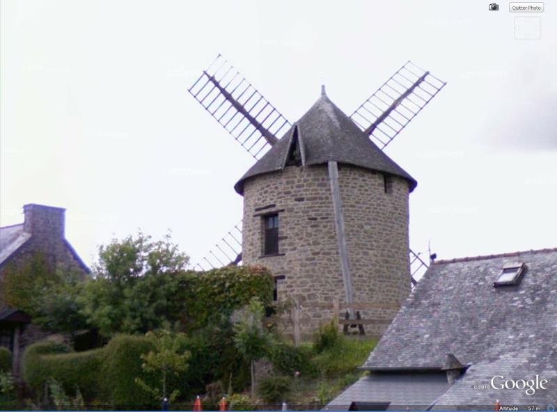 STREET VIEW : Les moulins a vent Moulin10