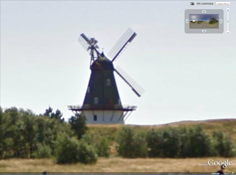 STREET VIEW : Les moulins a vent Moulin11
