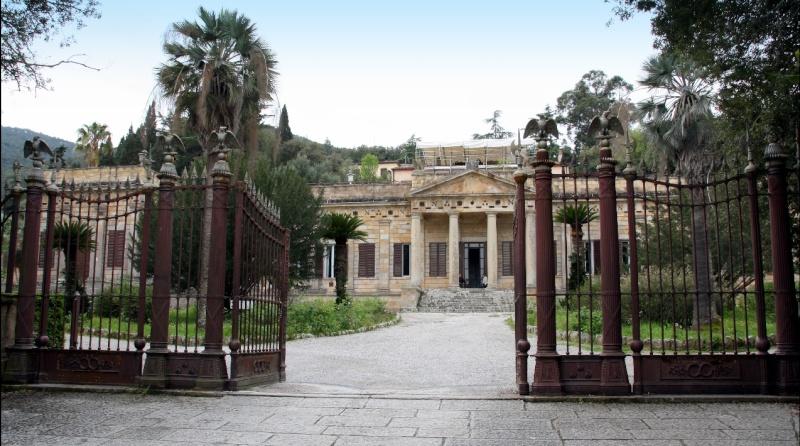 Villa Napoléon, Ile d'Elbe, Italie [Défi trouvé] - Page 2 Napo10