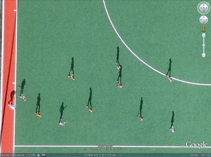 Terrain de hockey sur gazon, Schuilenburg - Pays-Bas Ok10