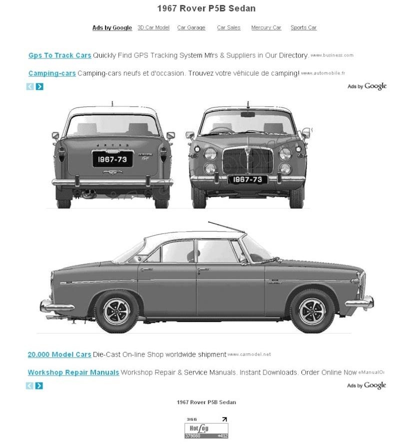 STREET VIEW : belles voitures (Monde) - Page 18 P5b10