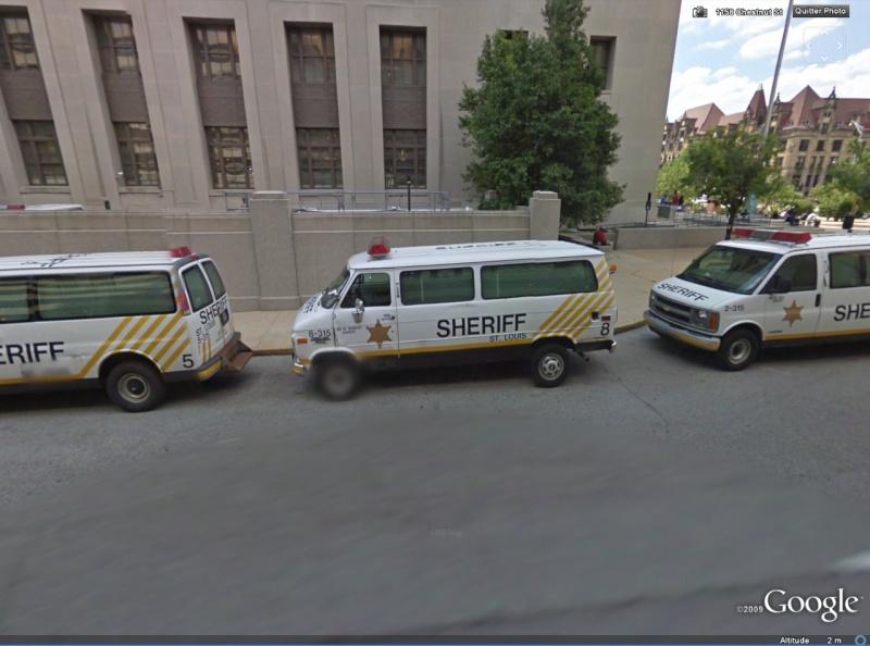 STREET VIEW : véhicules de police du monde - Page 5 Sherif10