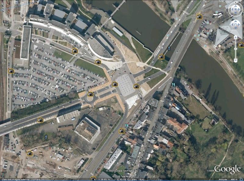 STREET VIEW : j'ai repéré la Google Car ! Sw110