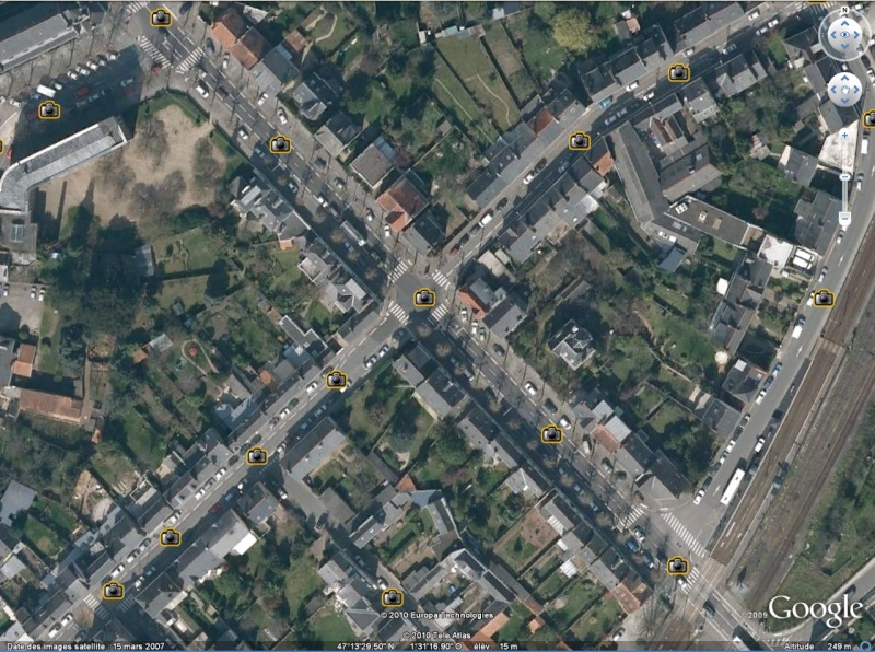 STREET VIEW : j'ai repéré la Google Car ! Sw210
