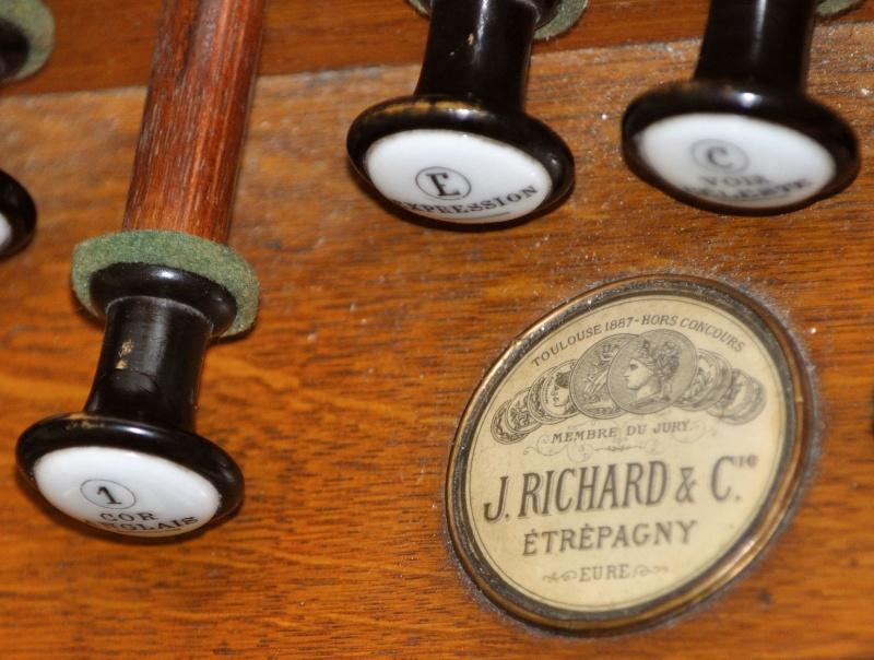 Un Richard haut de gamme : modèle n°10 série B (7 jeux 1/2) 8_mada10