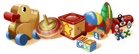 Les logos de Google - Page 4 Childr10
