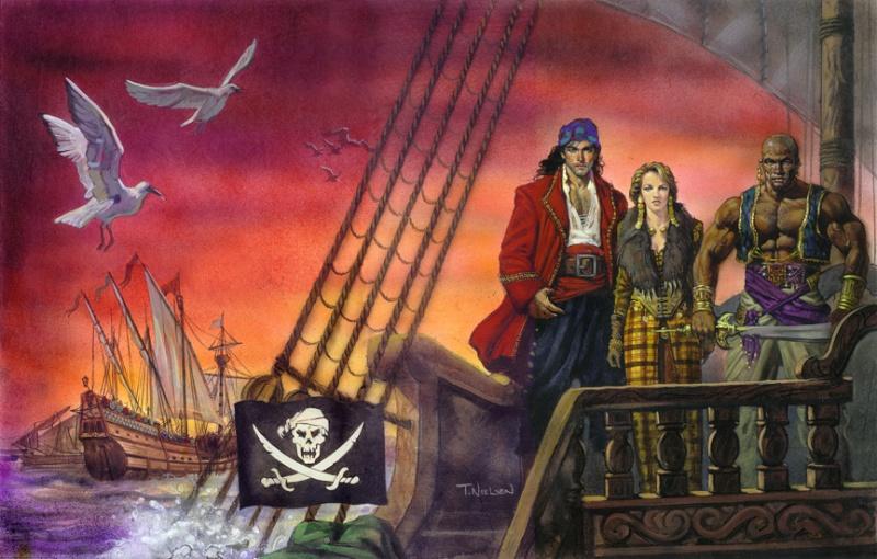Présentation de 7th Sea Pirate10