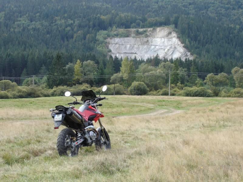 MOTOGALERIA NASICH FMX650 A PODOBNYCH MOTO. H3410