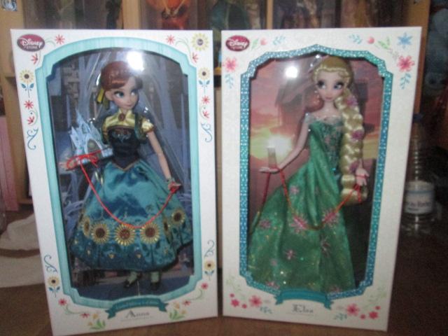 Disney Store Poupées Limited Edition 17'' (depuis 2009) - Page 37 Frozen11