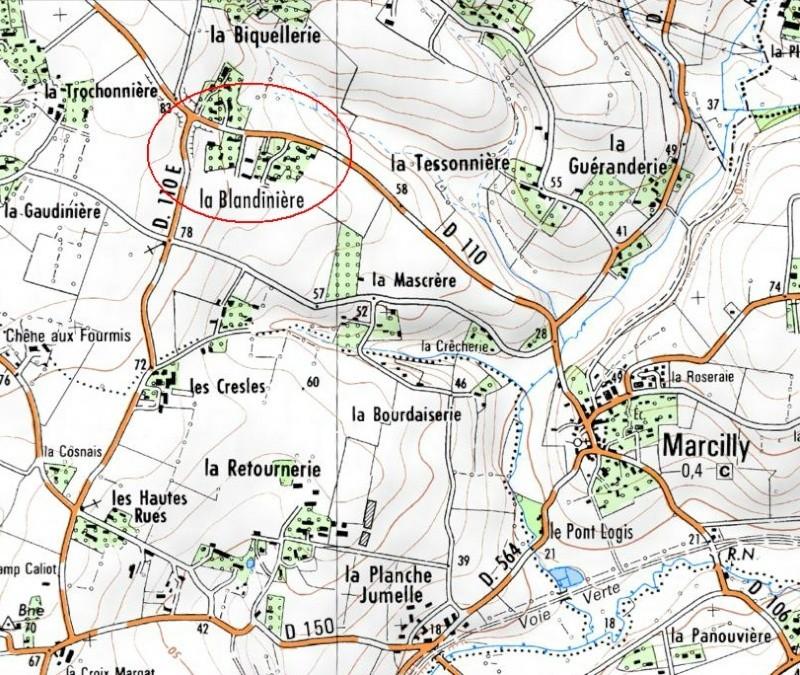 Combats au sud de Avranches La_bla10