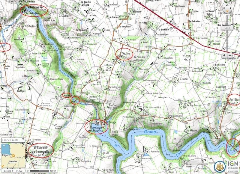 Combats au sud de Avranches Ponts_10