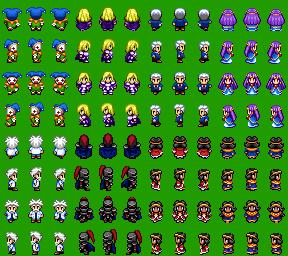 Character rpg maker 2003 Chara013