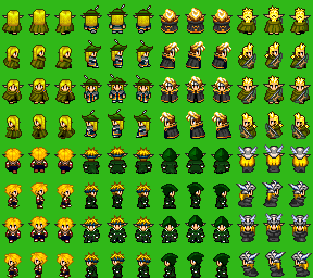 Character rpg maker 2003 Elfes110