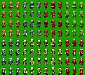 Character rpg maker 2003 Robo10