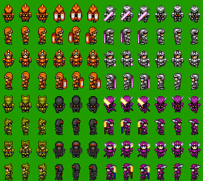 Character rpg maker 2003 Robots10