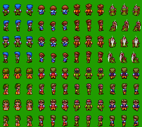 Character rpg maker 2003 Zombie10