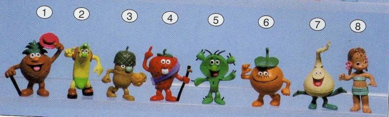 Fruitis (Comics Spain) 1990 Fuitos10