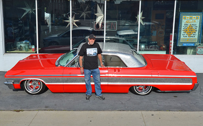 Howard Gribble - photographer and a lowrider and custom car historian from Torrance, California - Page 2 Howard10