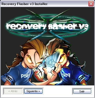 Recovery Flasher v.3 Installer 4yu3m710