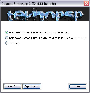 Custom Firmware 3.52 M33 Installer 6f7qfp10
