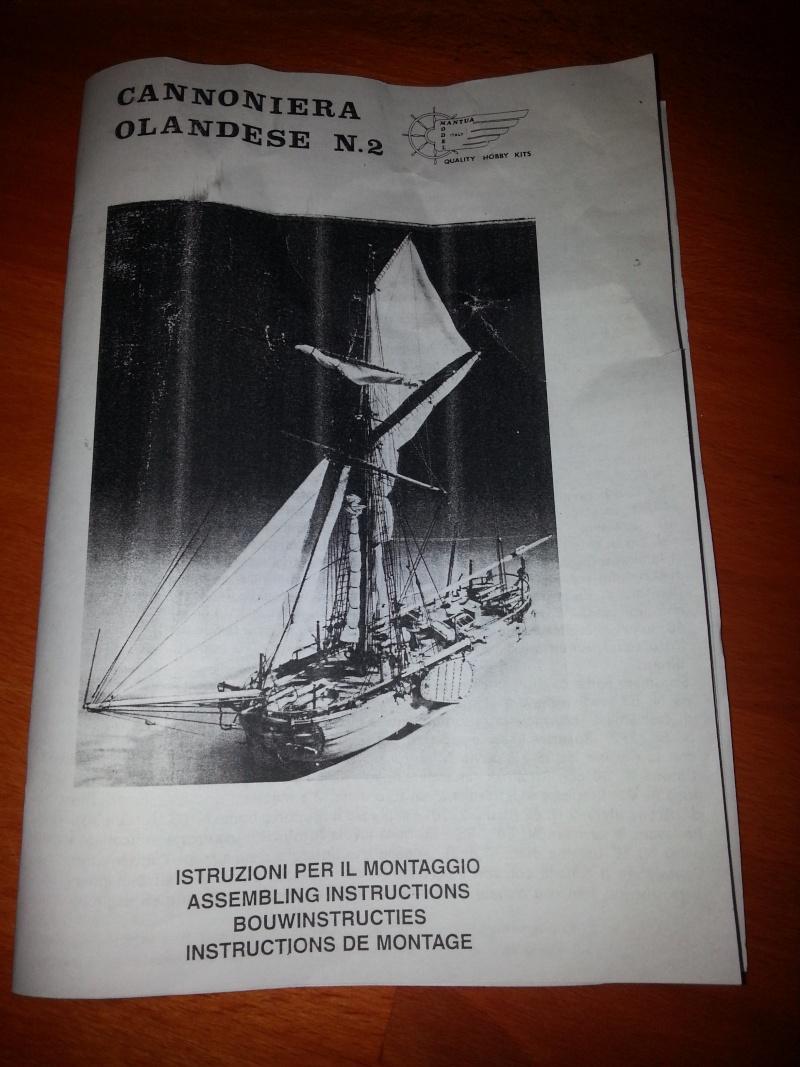 Canonnière belge (ex Néerlandaise) N°2 Mantua au 1/43  20151112
